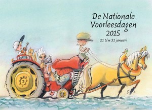 Nationale Voorleesdagen: Voorleesfeestje @ Bibliotheek Veluwezoom Renkum | Renkum | Gelderland | Nederland