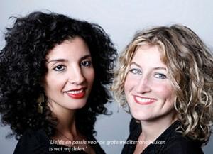 Lekker literair met Nadia Zerouali & Merijn Tol (24kitchen) @ Lekker Literair Podium | Renkum | Gelderland | Nederland