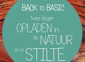 Retraite Back to Basics (opgeven voor 10 april) @ De Ommuurde Tuin | Renkum | Gelderland | Nederland
