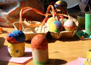 Kinderactiviteit: Paaseieren en eierdopjes @ Informatiecentrum Renkums Beekdal | Renkum | Gelderland | Nederland