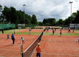 Open Tennisdag @ RTV Bakkerschaag | Renkum | Gelderland | Nederland