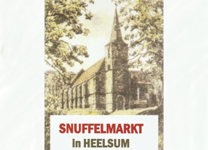 Snuffelmarkt @ in en rond de Vosheuvel NH Kerk Heelsum