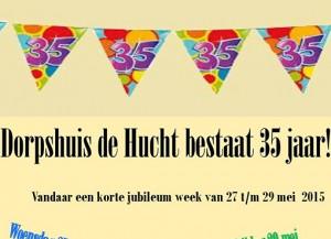 35 jarig jubileum @ De Hucht   Heelsum   Gelderland   Nederland